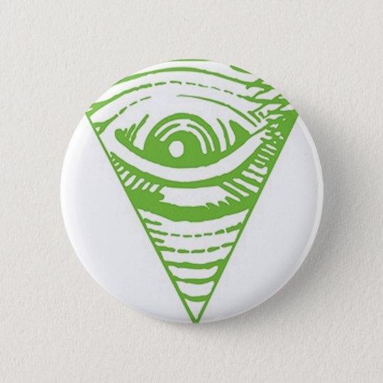 Anti-Illuminati T - Shirt Runder Button 5,1 Cm