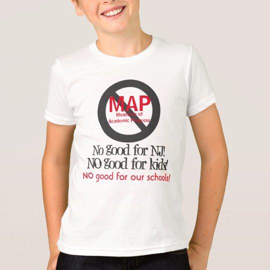 Anti-KARTE nicht gut für New-Jersey nicht gut für T-Shirt