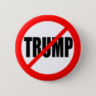 ANTI-TRUMP RUNDER BUTTON 5,1 CM
