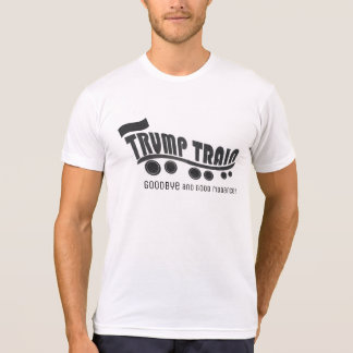 Anti-Trumpf antitrump Trumpf-Zug-   Wahl 2016 T-Shirt