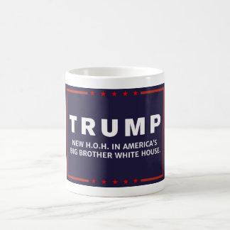 Anti-Trumpf großer Bruder-Kampagnen-Logo-Tasse Kaffeetasse