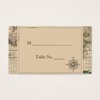 Hochzeitsplatzkarten
