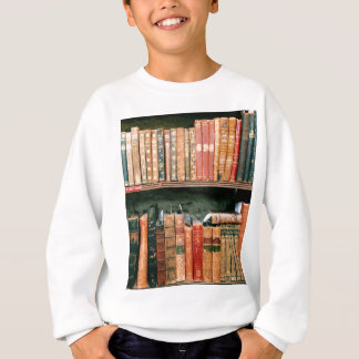 Antike Bücher Sweatshirt