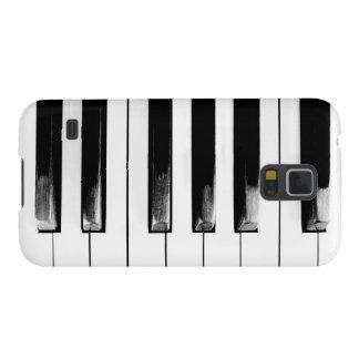 Antike Klavier-Schlüssel Galaxy S5 Hüllen