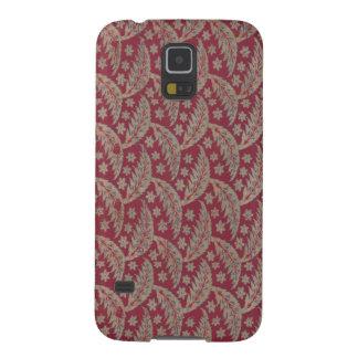 Antike Osmane-türkischer Textiltelefon-Kasten Galaxy S5 Cover