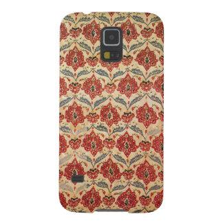 Antike Osmane-türkischer Textiltelefon-Kasten Hülle Fürs Galaxy S5