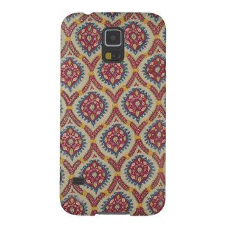 Antike Osmane-türkischer Textiltelefon-Kasten Samsung Galaxy S5 Hülle
