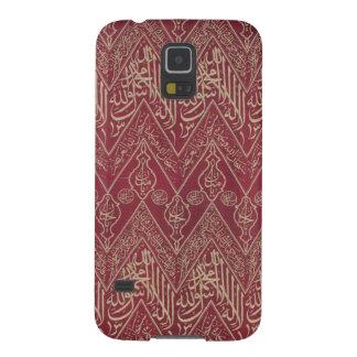 Antike Osmane-türkischer Textiltelefon-Kasten Samsung S5 Cover