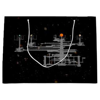 Antike planetarisch im Raum Große Geschenktüte