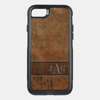 Antiker Brown Texturentwurf