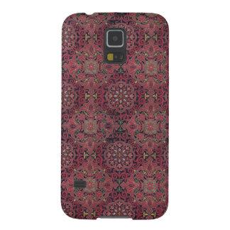 Antiker maurischer Silk Entwurfs-Telefon-Kasten Galaxy S5 Cover