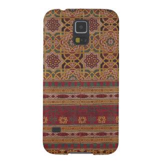 Antiker maurischer Silk Entwurfs-Telefon-Kasten Samsung Galaxy S5 Cover