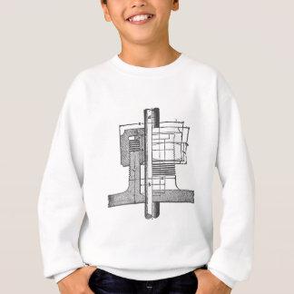Antiker mechanischer Werkzeug-Ingenieur Sweatshirt