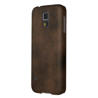 Antiker rustikaler Metall-Blick Samsung umkleiden Galaxy S5 Hülle