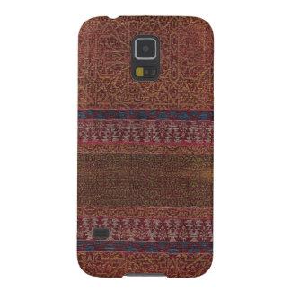 Antiker spanischer Silk Muster-Telefon-Kasten Galaxy S5 Cover