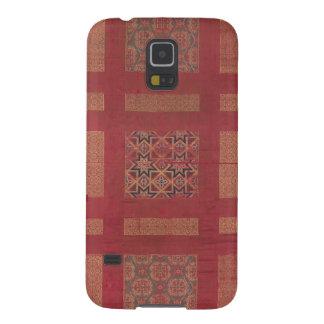 Antiker spanischer Silk Muster-Telefon-Kasten Samsung S5 Hülle