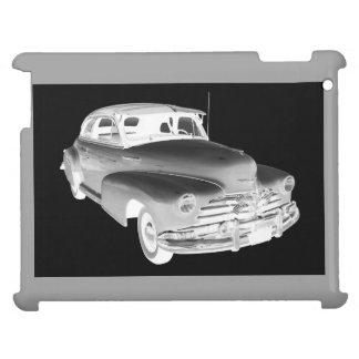 Antikes Auto-Kunst 1948 Chevrolets Fleetmaster iPad Hülle