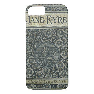 Antikes Buch Janes Eyre Charlotte Bronte iPhone 8/7 Hülle