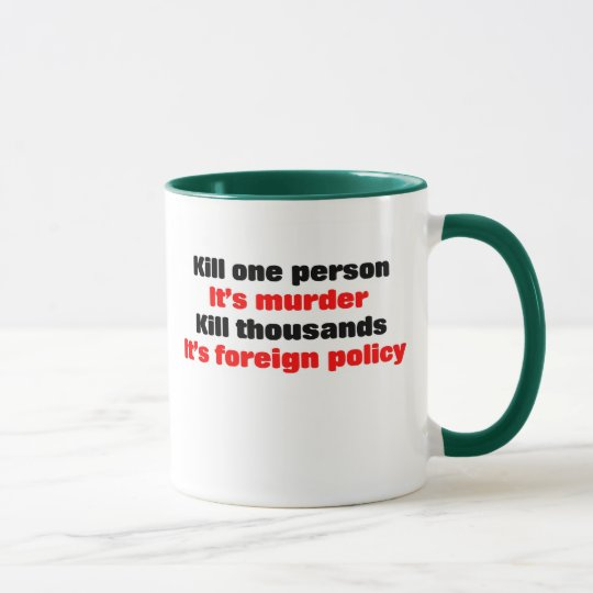 Antikriegs Tasse
