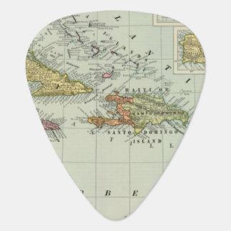 Antillen 11 plektrum