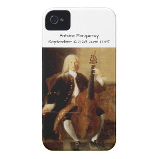 Antoine Forqueray iPhone 4 Case-Mate Hülle