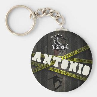 ANTONIO - Skater Style Schlüsselanhänger