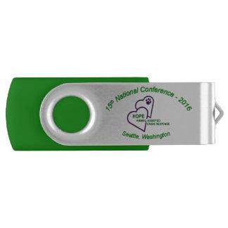 Antrieb des Daumen-16GB Swivel USB Stick 3.0