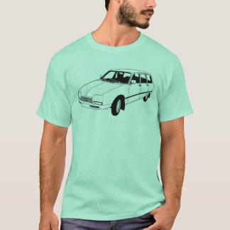 Anwesen Citroen GS T-Shirt