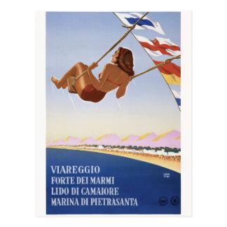 Anwesen Italiana Postkarte