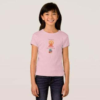 """""""Anwesenheit über Geschenken"""" das T-Stück des T-Shirt"""
