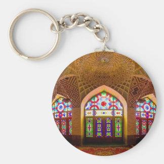 ANZEIGE mit Respekt: Religiöser Ort der Verehrung Schlüsselanhänger