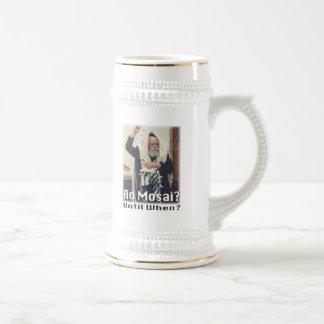 Anzeige mosai bierglas