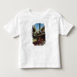 Anzio, der Hafen Kleinkinder T-shirt