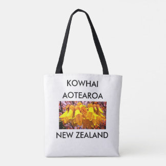 aotearoa Neuseeland kowhai 2 Tasche