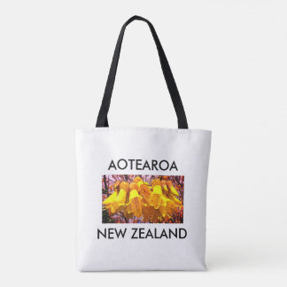 aotearoa Neuseeland kowhai Tasche