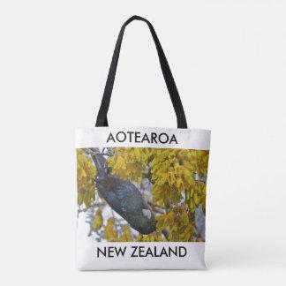 aotearoa Neuseeland Tui 2 Tasche