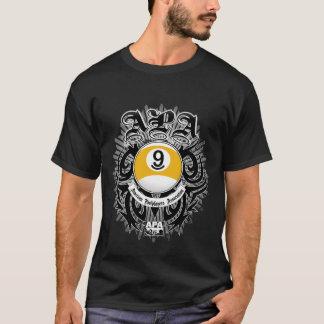 APA 9 Ball-gotischer Entwurf T-Shirt