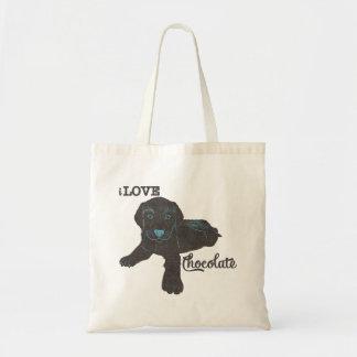 APAL - Hundeliebhaber-Tasche Schokoladen-Labradors Tragetasche