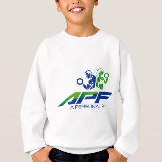 APF-Logo auf Front Sweatshirt