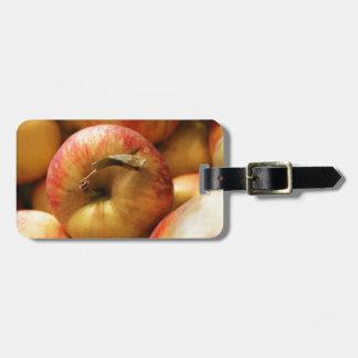 Äpfel Kofferanhänger