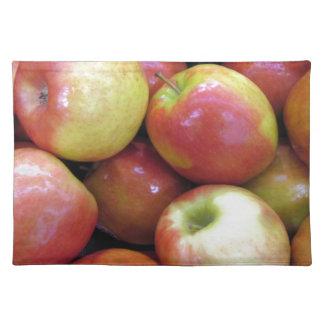 Äpfel Tischset