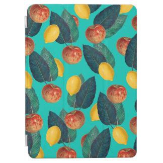 Äpfel und Zitronen aquamarin iPad Air Hülle