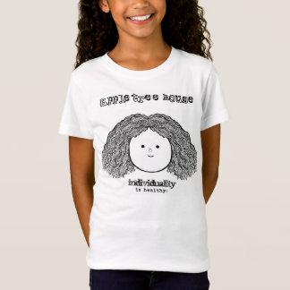 Apfelbaum-Haus für Mädchen-T - Shirt