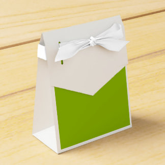 Apfelgrün Geschenkschachtel