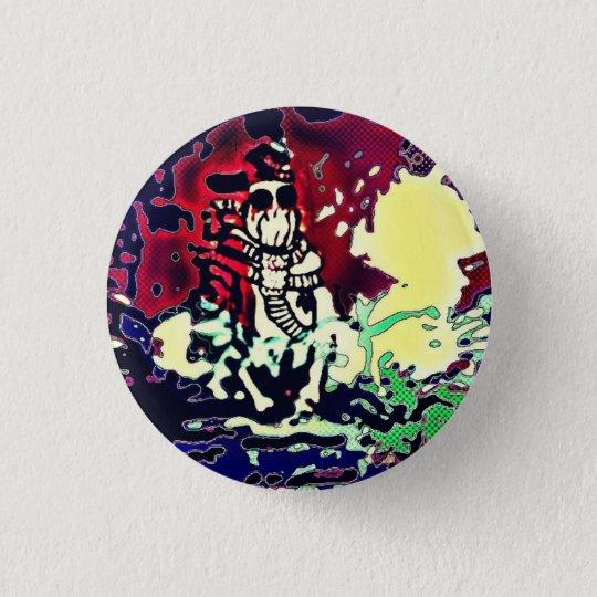 Apokalypse Runder Button 3,2 Cm