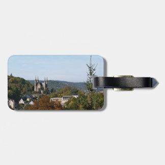 Apollinaris Kirche in Remagen, Deutschland Kofferanhänger