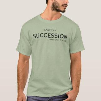 APOSTOLISCHE REIHENFOLGE T-Shirt