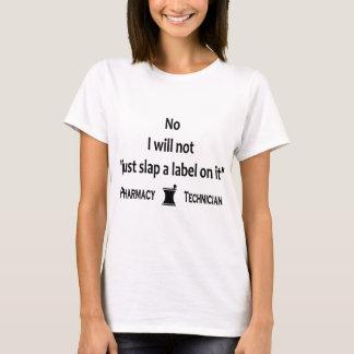 Apotheken-Techniker T-Shirt