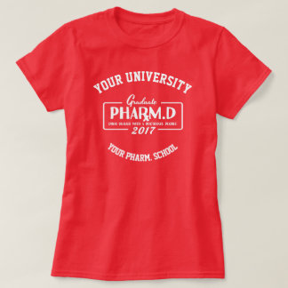 Apotheker-Apotheken-SchulAbschluss-Geschenk-T - T-Shirt