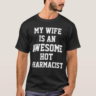 Apotheker-Ehefrau T-Shirt
